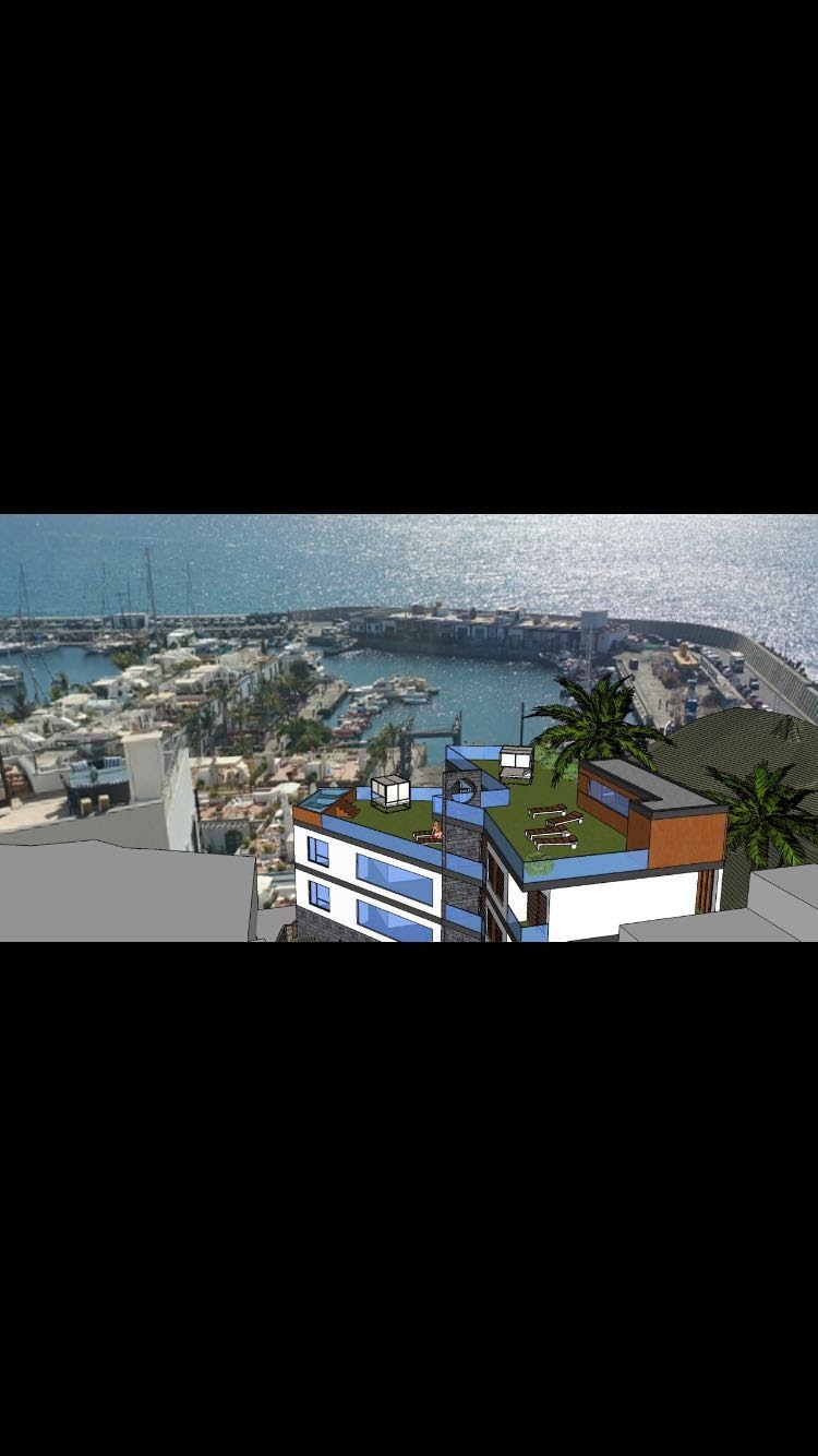 Plot with Building Permisssion – Puerto de Mogan