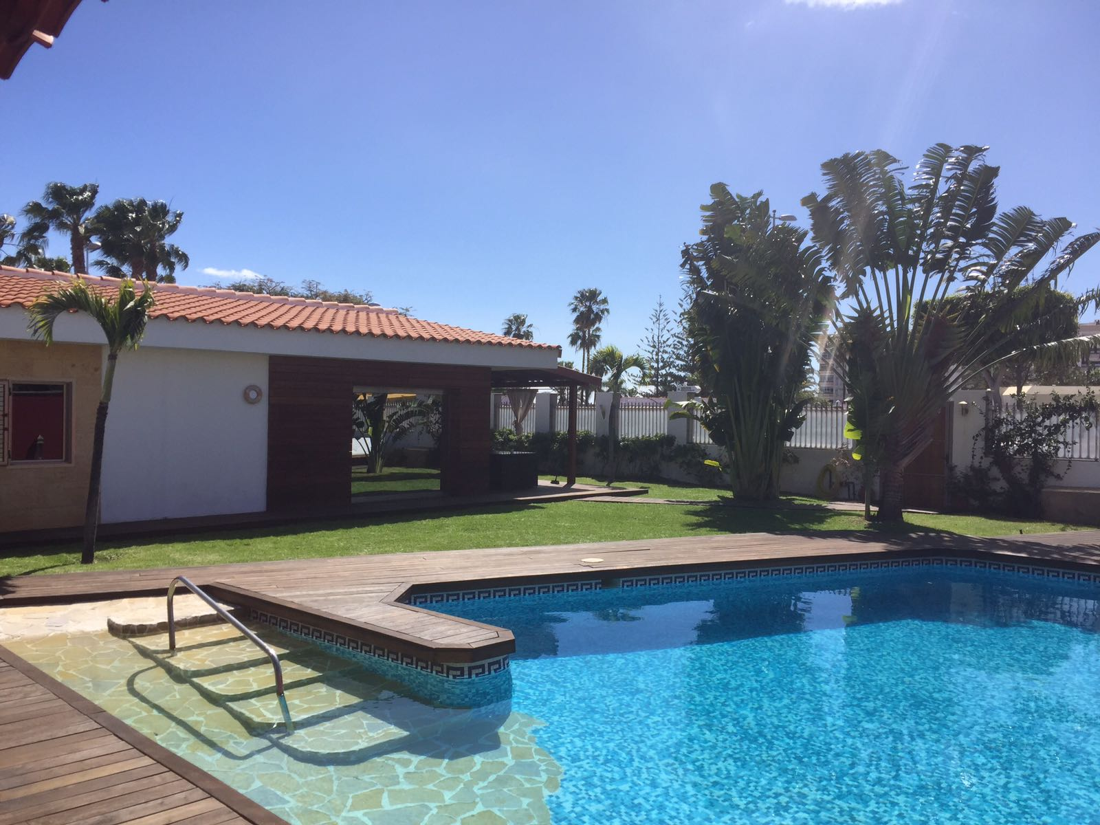 Exclusive Villa in Playa del Ingles
