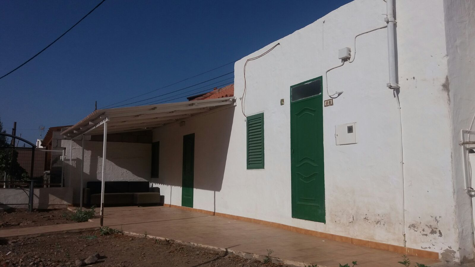 Canarian House in the Valley of Mogan