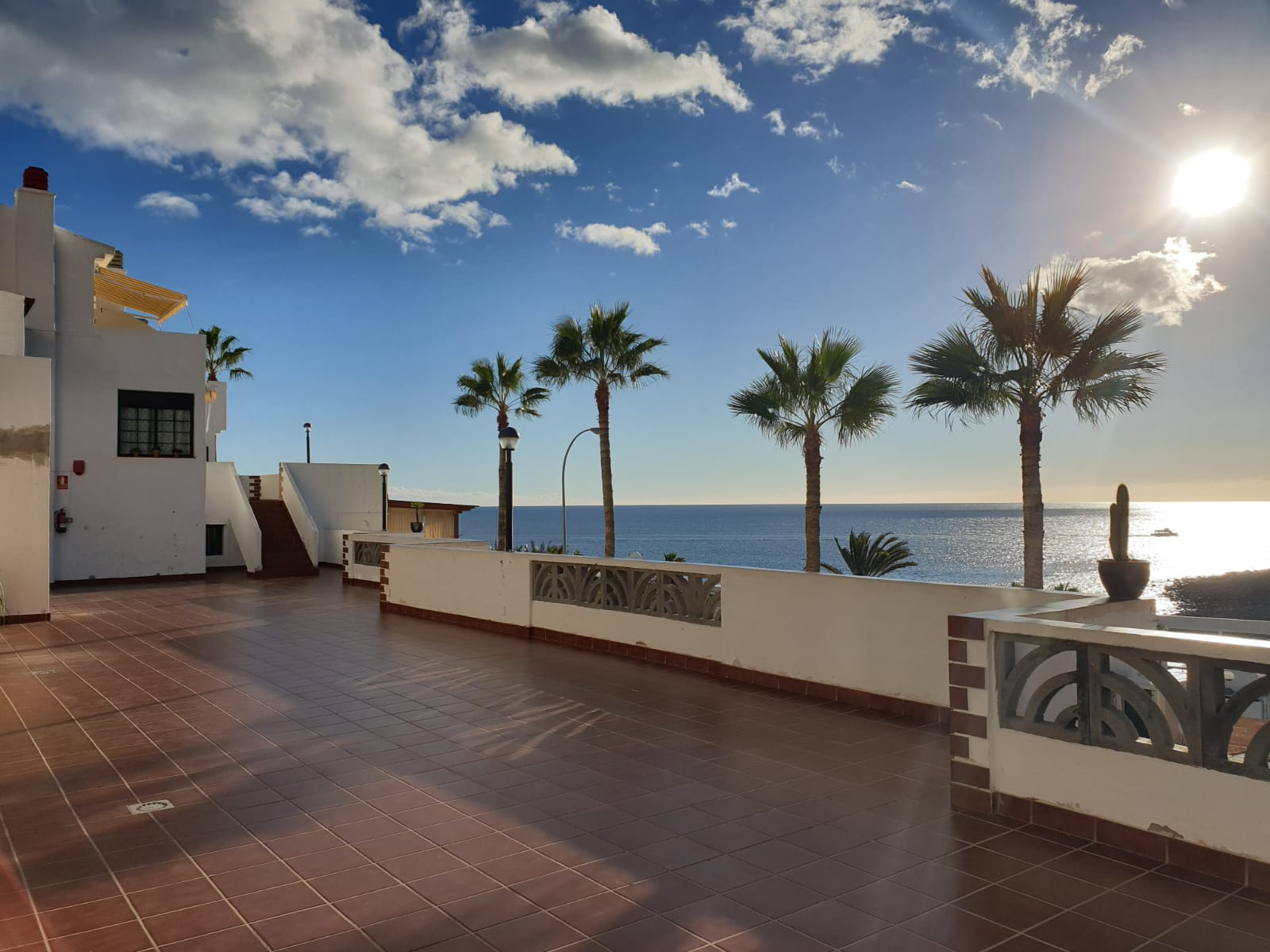 1 Bedroom Apartment with Stunning Views and Sunsets in Playa Del Cura