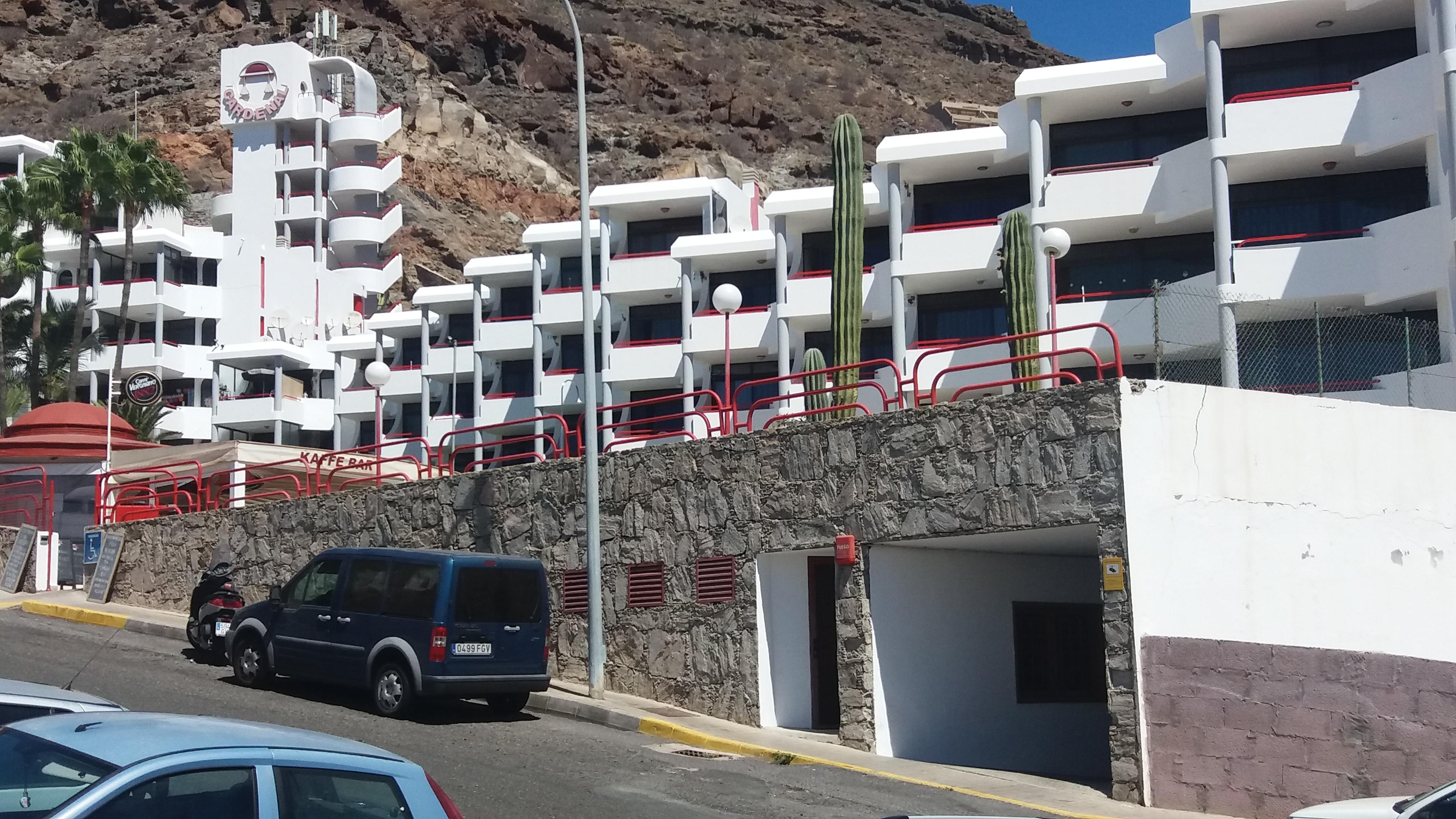 Garage in El Cardinal – Playa Del Cura
