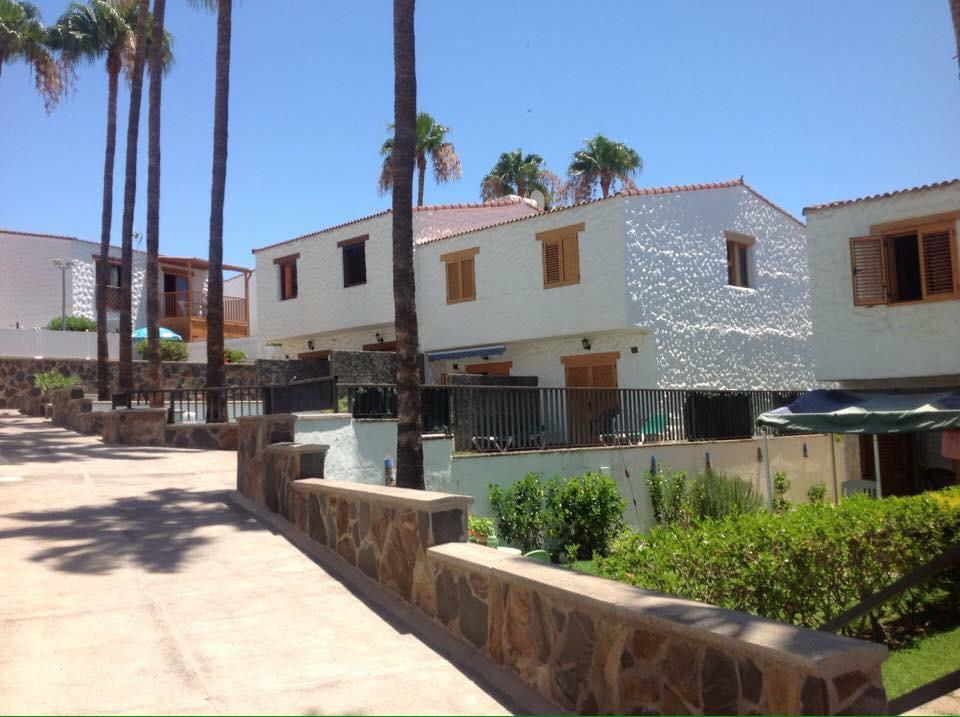 Fantastic Bungalow Type Duplex Located in the Heart Playa Del Ingles