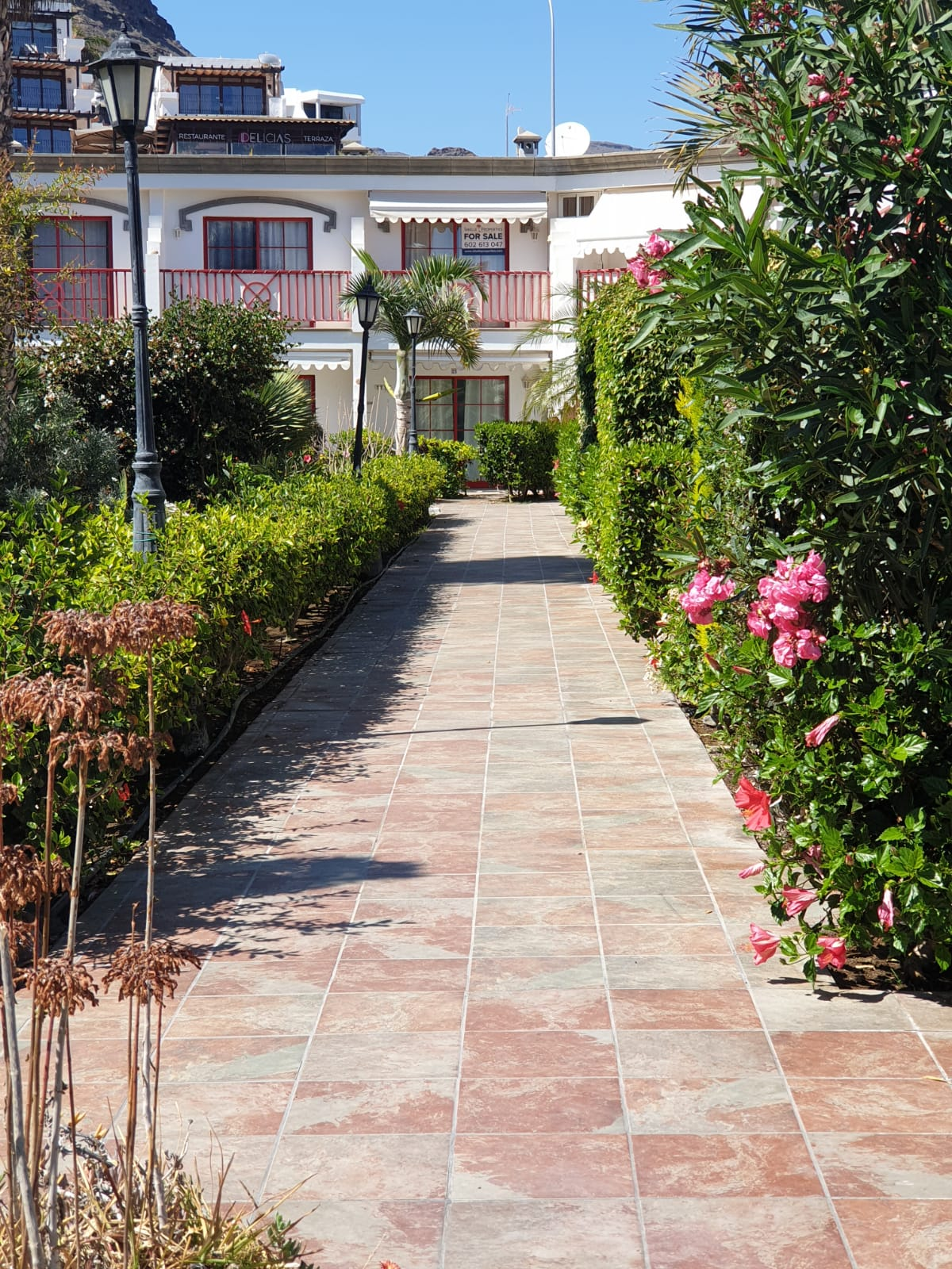 Front Line Complex in Playa Del Cura – Duplex with 2 Bedrooms in a Desirable Location