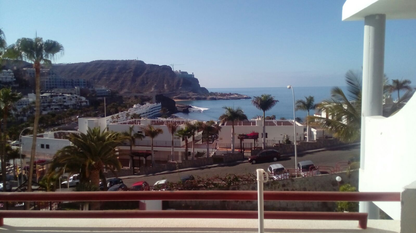 1 Bedroom Apartment in El Cardenal with Fantastic Sea Views – Playa Del Cura