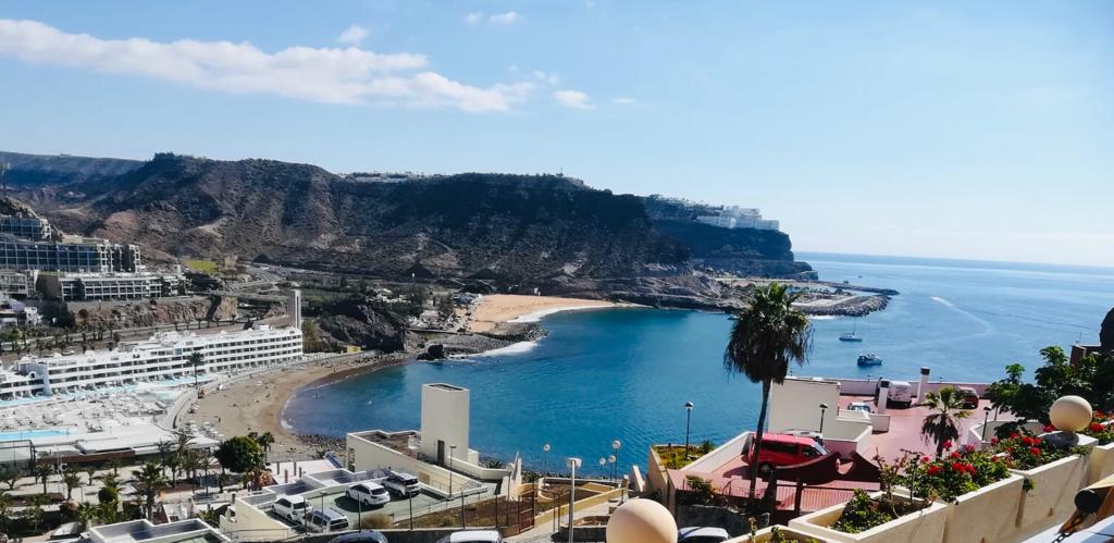 Spectacular Views Across Tauro Beach from this well Presented 1 Bedroom Apartment in Playa Del Cura