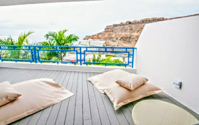 Stunning Views From This Stylish Apartment Located in Vista Taurito – Taurito, Mogan