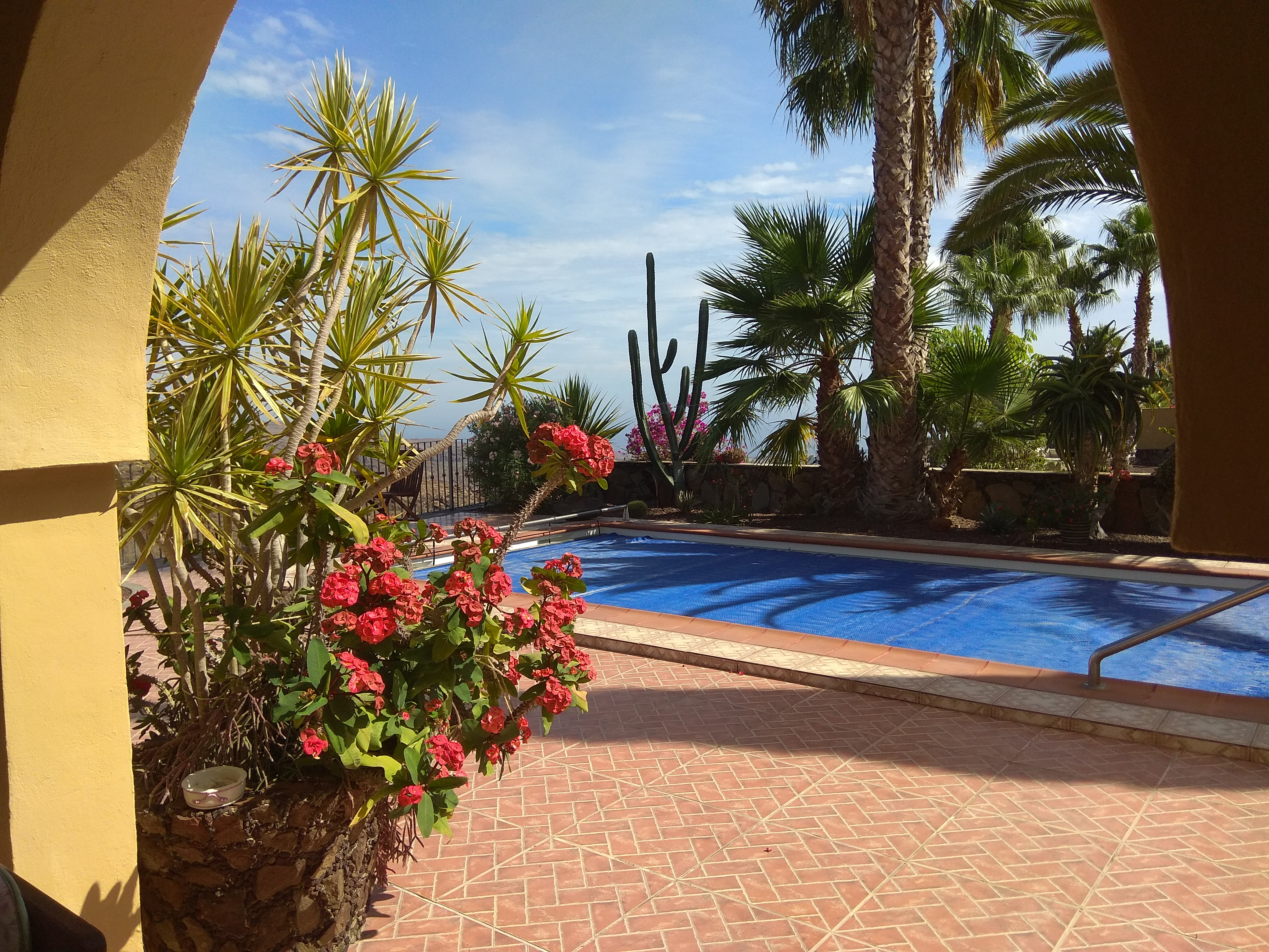 Stunning villa in monte le n with additional self - Monte leon gran canaria ...