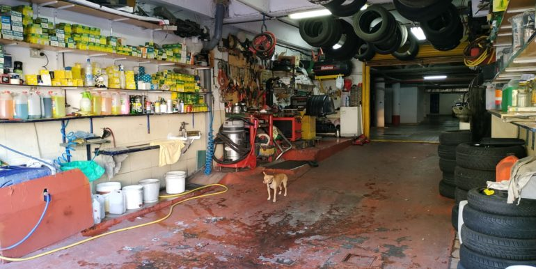 Car Wash Business for Sale in Puerto Rico Commercial Center
