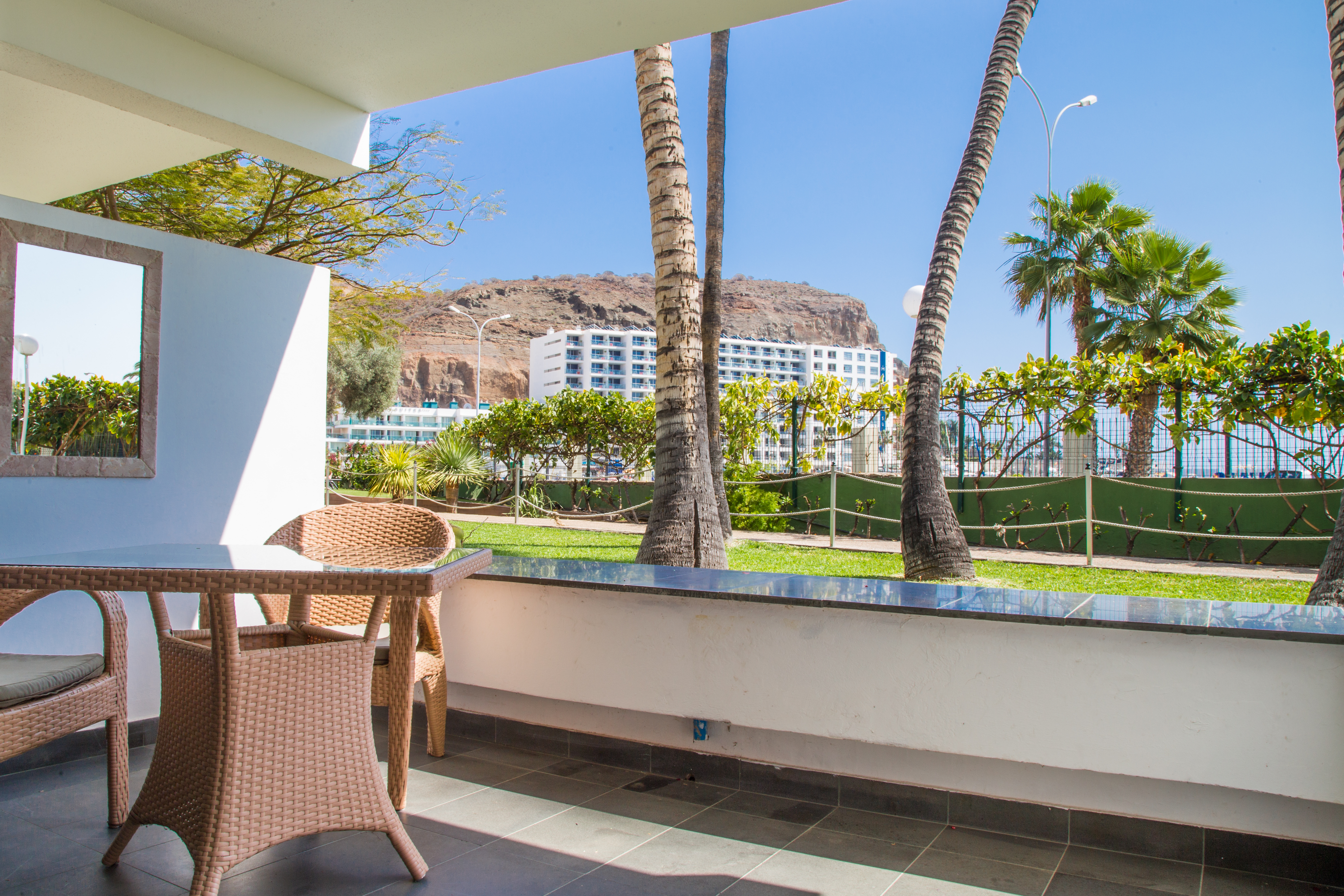 Ground Floor Apartment Located in The Sought after Complex of Porto Novo in Puerto Rico Gran Canaria