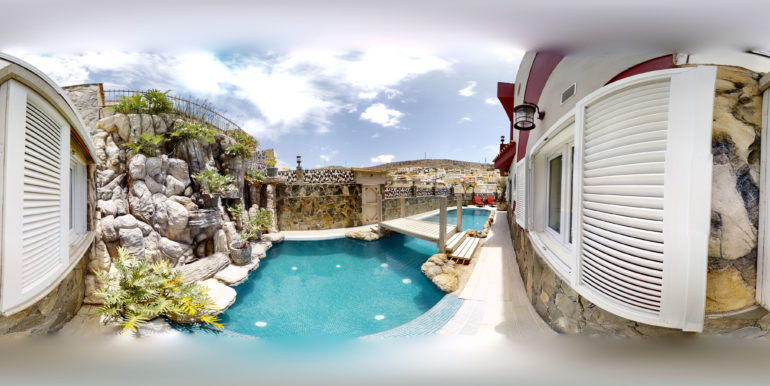 360 grados Chalet en Calle Nayra 151 - Arguineguin (1)