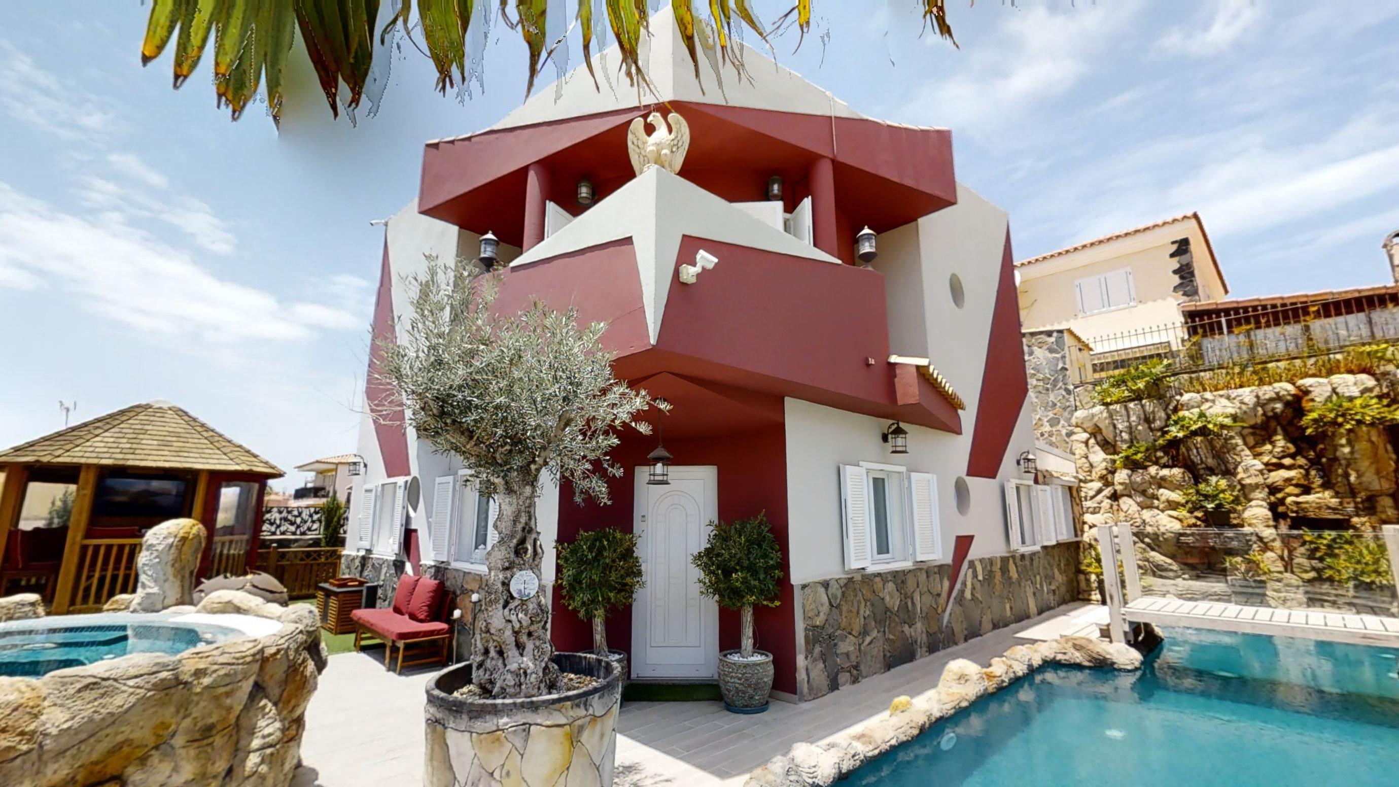 Striking 3 Bedroom Villa In The Heart of Lomo Dos – Arguineguin