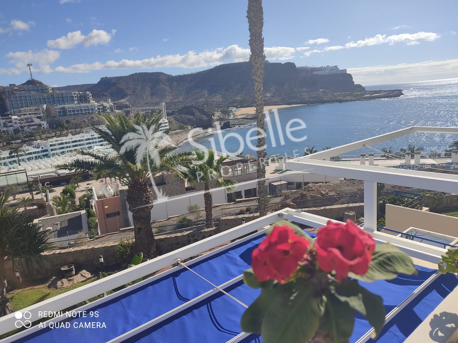 2 Bedroom Apartment with Sea Views Across                               3 Bays – Located in Monte Golf