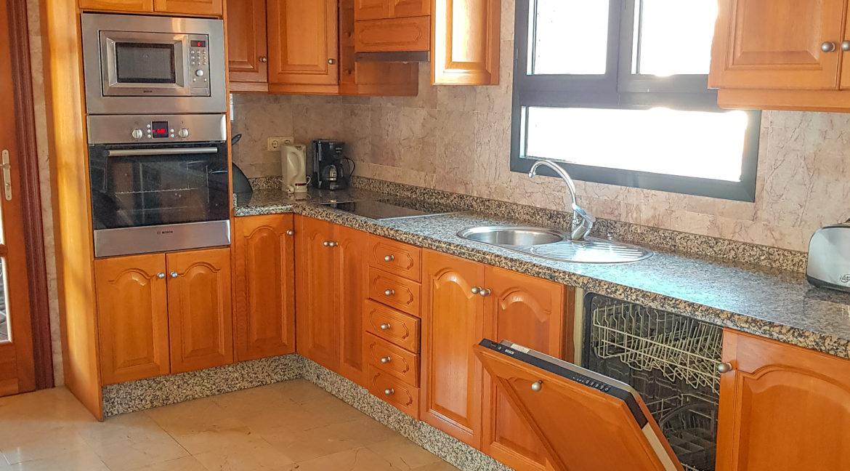 main kitchen 1st floor