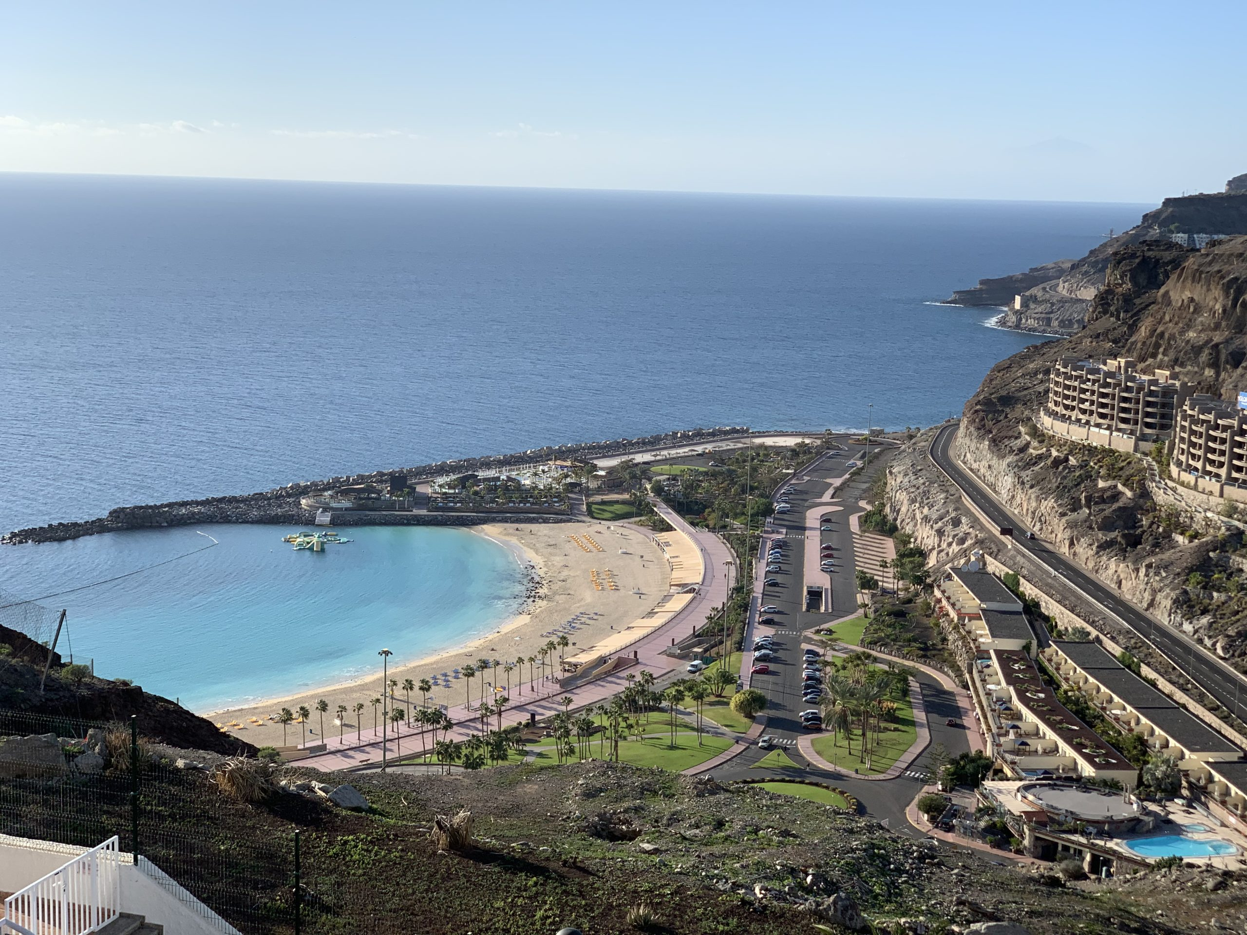 Apartment in Balcon Amadores with Panoramic Views over Amadores