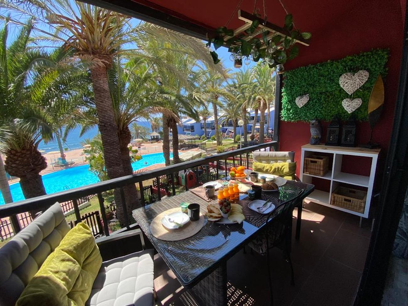 Exclusive 2 Bedrooms Apartment with Seaview in Playa del Aguila