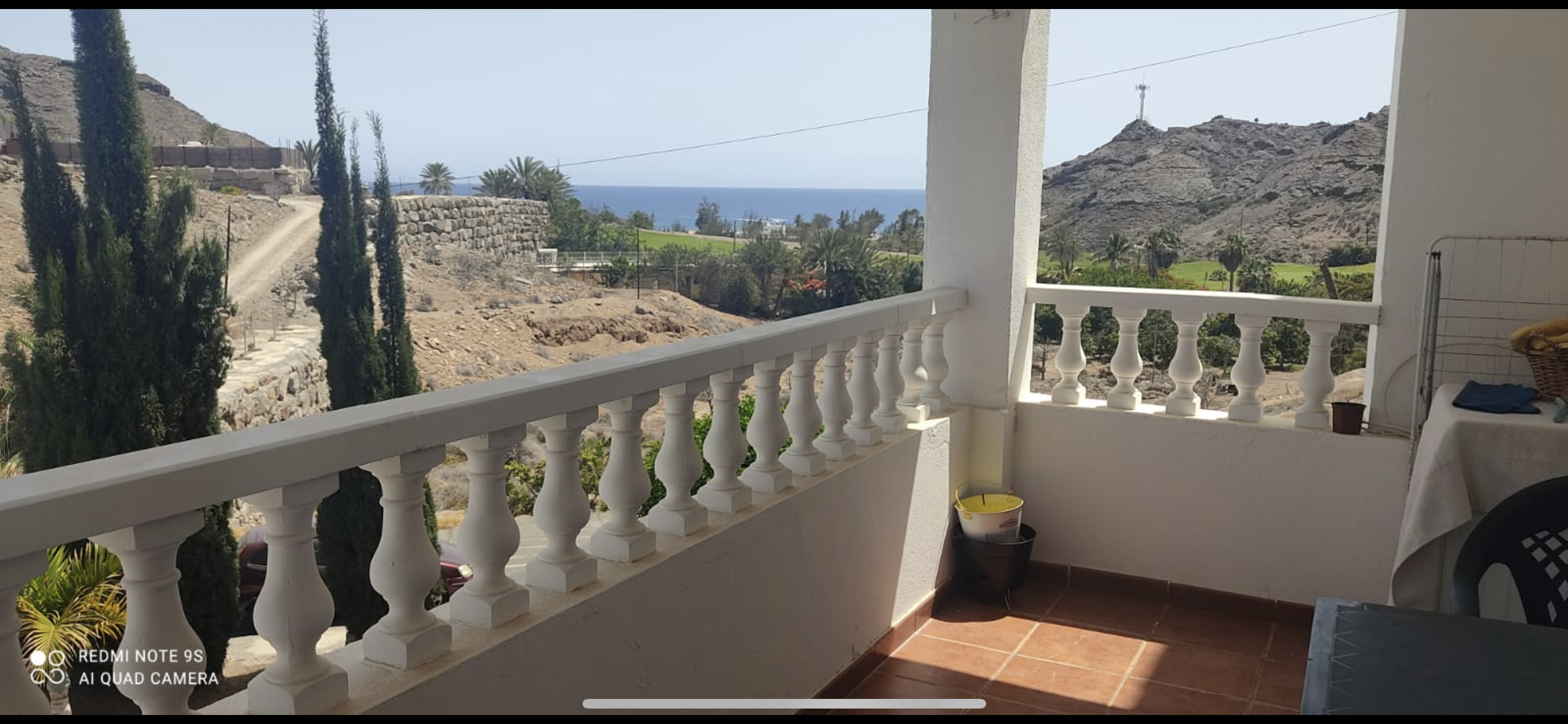One Bedroom Apartment in Tauro Platero with Sea Views