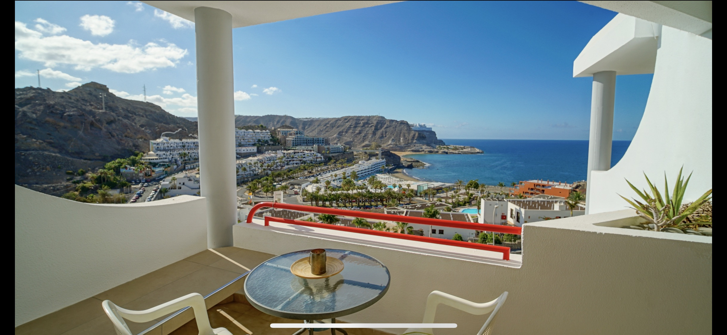 Penthouse Apartment in El Cardenal with Stunning Sea Views