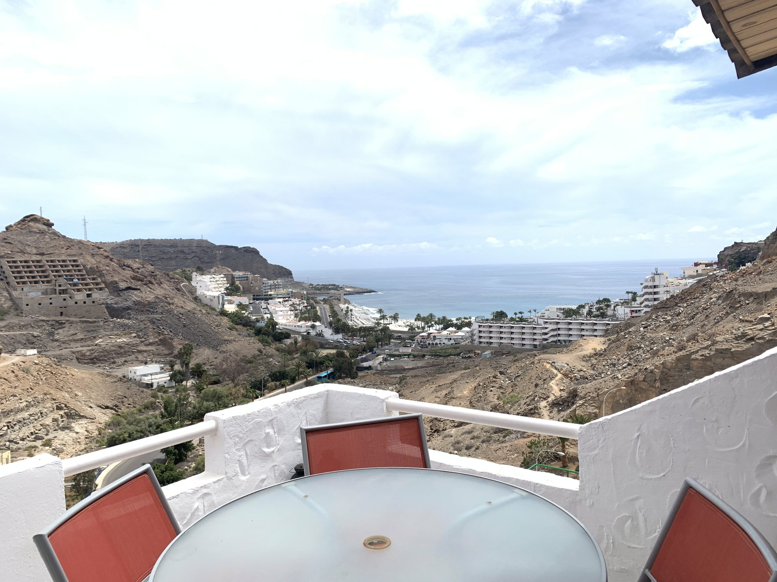 2 Bedroom Large Apartment with Sea and Mountain Views
