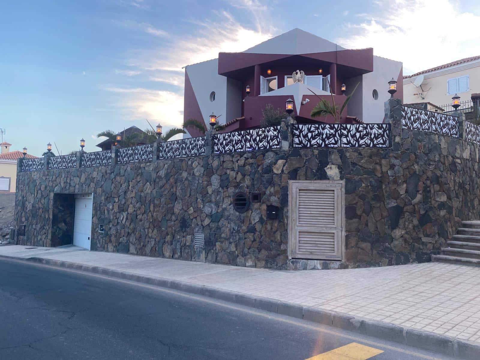Striking Villa in the Heart of Lomo  Dos -Arguineguin